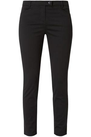 Marc O' Polo Spodnie materiałowe z wpuszczaną kieszenią