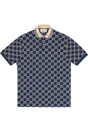 Gucci Mężczyzna Koszulki polo - Blue