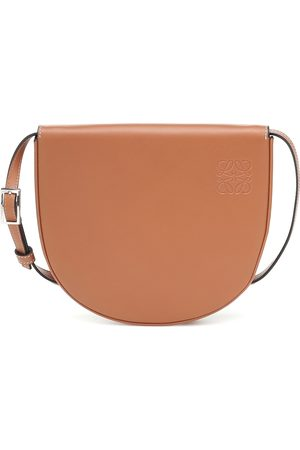 Loewe Heel Mini leather crossbody bag