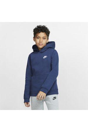 Nike Bluza z kapturem dla dużych dzieci Sportswear Club