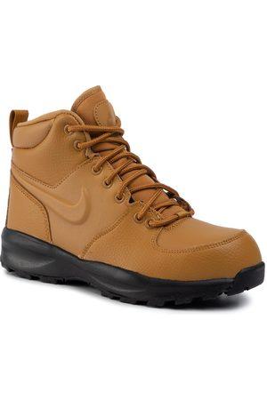 Nike Buty - Manoa Ltr (Gs) BQ5372 700 Wheat/Wheat/Black