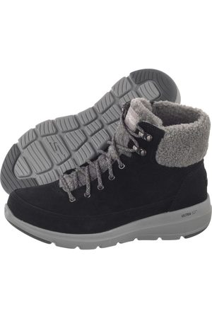 Skechers Trekkingi Glacial Ultra Woodlands Black/Gray 16677/BKGY (SK55-b)