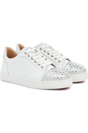 Christian Louboutin Exclusive to Mytheresa – Vieira Spikes Krystal sneakers