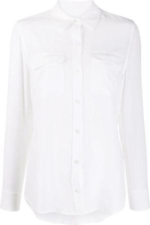 Equipment Kobieta Koszule - White