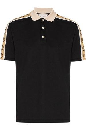 Gucci Mężczyzna Koszulki polo - Black