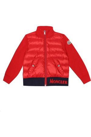 Moncler Cotton and down jacket