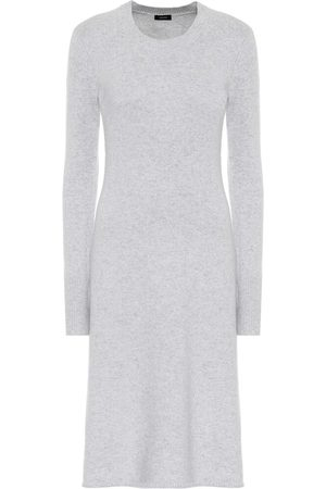 Joseph Cashmere-blend midi dress