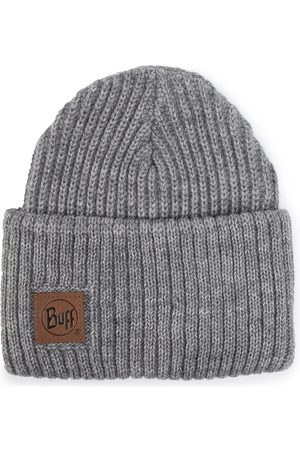 Buff Czapka - Knitted Hat 117845.938.10.00 Rutger Melange Grey
