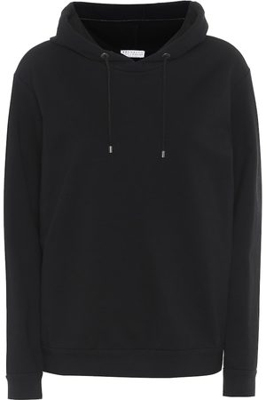 Brunello Cucinelli Stretch-cotton hoodie