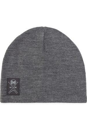 Buff Czapka - Knitted & Polar Hat 113519.937.10.00 Solid Grey