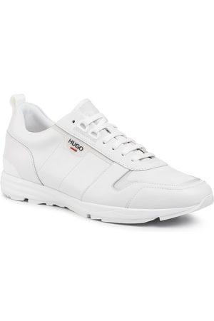 HUGO BOSS Sneakersy - Hybrid 50421080 10214384 01 White 100