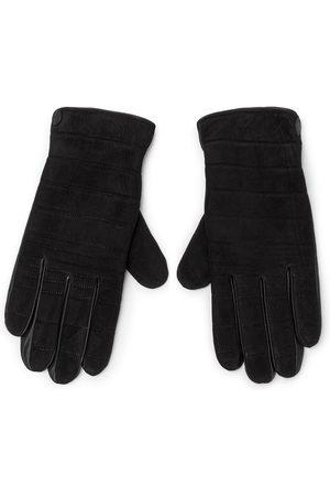 Strellson Rękawiczki Męskie - 3077 Black 001