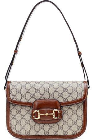 Gucci Horsebit 1955 GG shoulder bag