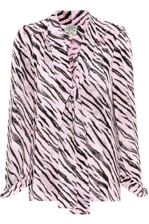 Baum und Pferdgarten Exclusive to Mytheresa – Malia tiger-printed blouse