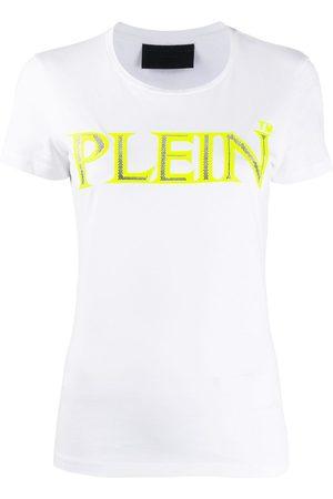Philipp Plein Kobieta Koszule - White