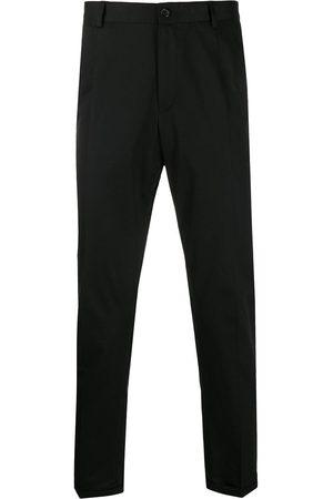 Dolce & Gabbana Mężczyzna Chinosy - Black
