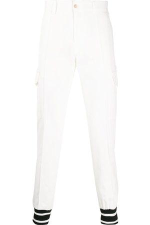 Dolce & Gabbana Mężczyzna Bojówki - White