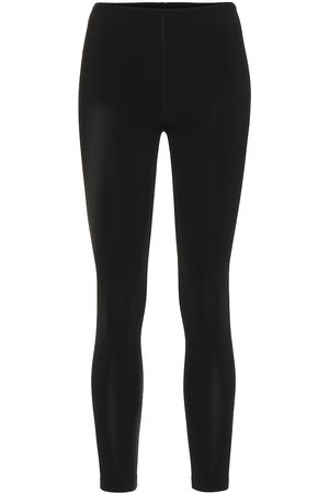 Alaïa Stretch-knit skinny pants