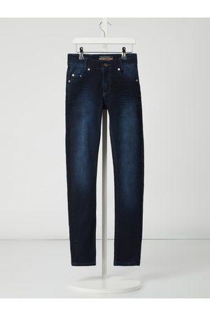 Blue Effect Chłopiec Rurki i Slim Fit - Jeansy o kroju super slim fit z dodatkiem streczu