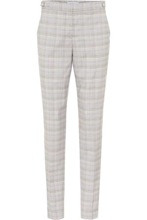 GABRIELA HEARST Lisa high-rise stretch-wool pants
