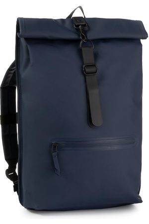 Rains Plecak - Roll Top Rucksack 1316 Blue