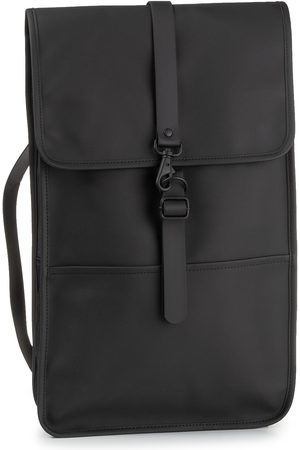 Rains Plecaki - Plecak - Backpack 1220 Black 01