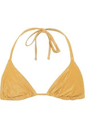 Solid The Iris bikini top