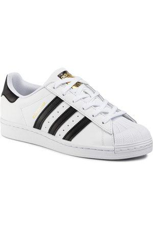 adidas Buty - Superstar EG4958 Ftwwht/Cblack/Ftwwht