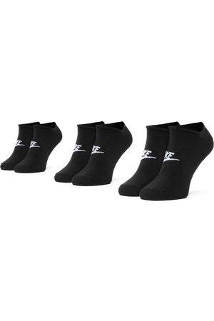 Nike Zestaw 3 par niskich skarpet unisex - SK0111 010