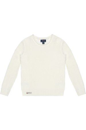 Ralph Lauren Ribbed cotton sweater