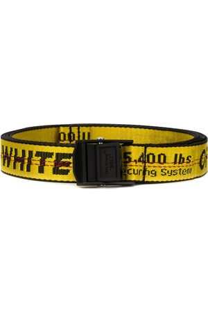 OFF-WHITE Yellow