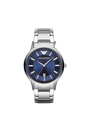 Emporio Armani Mężczyzna Zegarki - Zegarek - Renato AR11180 Silver/Silver