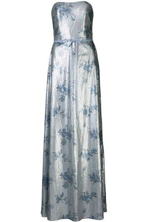 Marchesa Notte Bridesmaids Blue