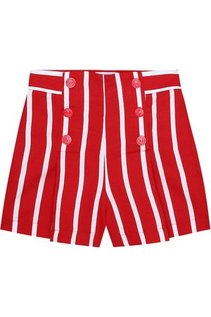 MONNALISA Striped shorts