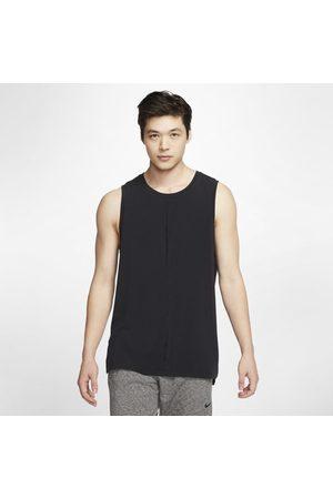 Nike Męska koszulka bez rękawów Yoga