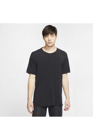 Nike Męska koszulka z krótkim rękawem Yoga