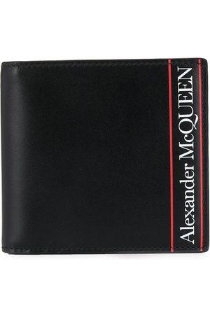 Alexander McQueen Mężczyzna Portmonetki i Portfele - Black