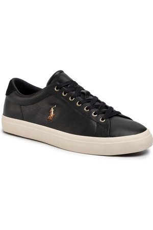 Polo Ralph Lauren Mężczyzna Buty casual - Sneakersy - Longwood 816785024001 Black