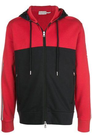 Moncler Mężczyzna Bluzy z kapturem - Red