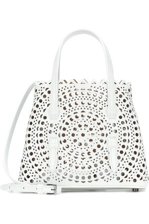 Alaïa Mina Mini leather tote