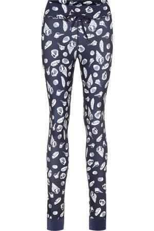 The Upside Kobieta Dresy - Printed yoga pants