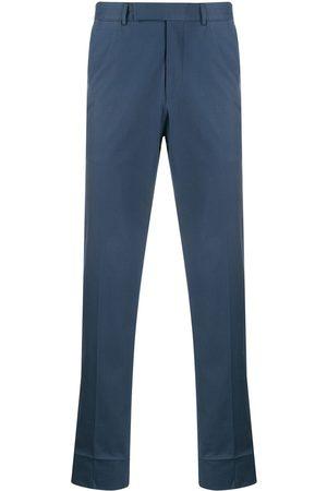 Ermenegildo Zegna Mężczyzna Spodnie eleganckie - Blue