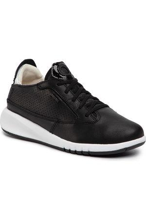 Geox Sneakersy - D Aerantis A D02HNA 00085 C9999 Black