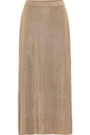 TEMPERLEY LONDON Beryl midi skirt