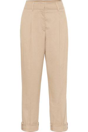 Dorothee Schumacher High-rise straight pants