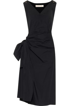 Marni Cotton midi dress