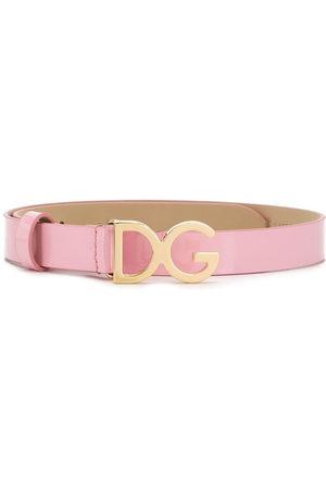 Dolce & Gabbana Dziewczynka Szelki - Pink