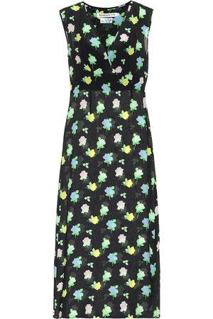 Bernadette Kobieta Sukienki z nadrukiem - Sarah floral midi dress