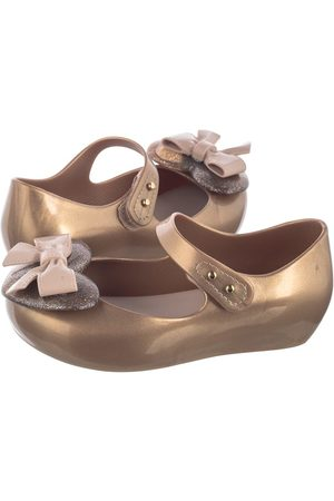 Melissa Balerinki Ultragirl Princes 32754/50811 Gold/Beige (ML133-a)