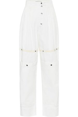 Etro High-rise carrot pants
